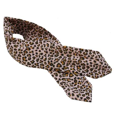 Leopard - hairband with wire