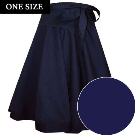swing skirt dark blue one size vintage rockabilly