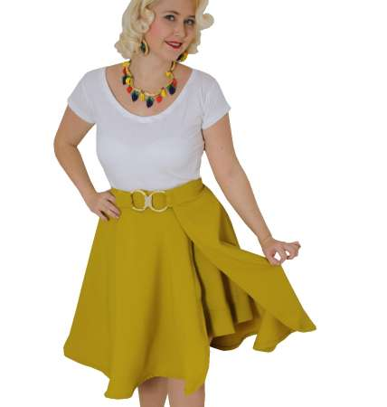 Wrap skirt - customer specifications