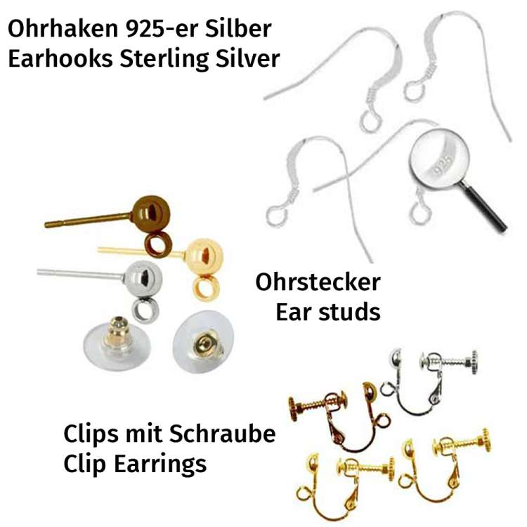 Earhook variations
