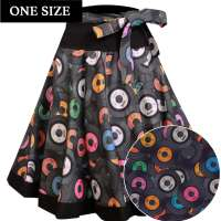 Record - swing skirt one size
