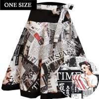 Lipstick - swing skirt one size
